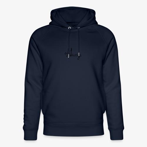 Always - Stanley & Stella unisex hoodie af økologisk bomuld