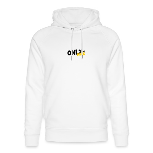 Only King Base - Sweat à capuche bio Stanley & Stella unisexe