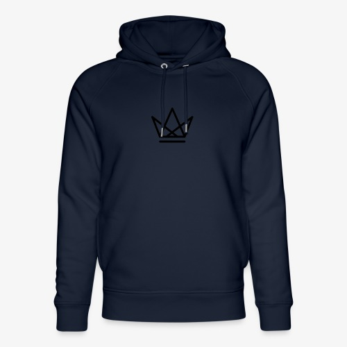 Regal Crown - Unisex Organic Hoodie by Stanley & Stella