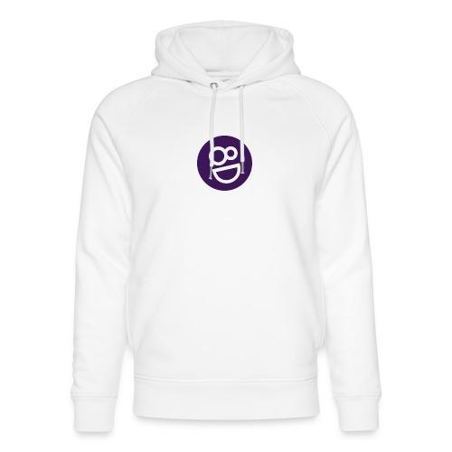 logo 8d - Uniseks bio-hoodie van Stanley & Stella