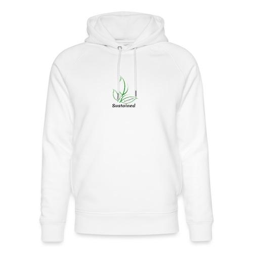 Sustained Sweatshirt - Stanley & Stella unisex hoodie af økologisk bomuld