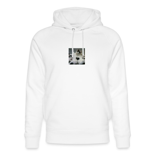gezellig samen - Uniseks bio-hoodie van Stanley & Stella
