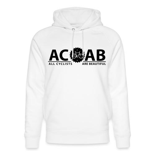 ACAB ALL CYCLISTS - Unisex Bio-Hoodie von Stanley & Stella