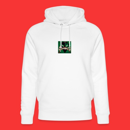 Delirious Music Productions - Unisex Organic Hoodie by Stanley & Stella