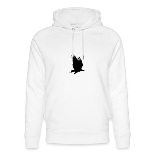Tirolerbergluft pur (großer Adler) - Unisex Bio-Hoodie von Stanley & Stella