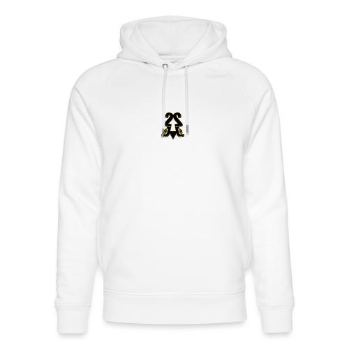 2J logo - Stanley & Stella unisex hoodie af økologisk bomuld