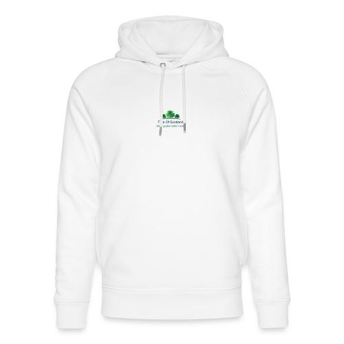 TOS logo shirt - Unisex Organic Hoodie by Stanley & Stella