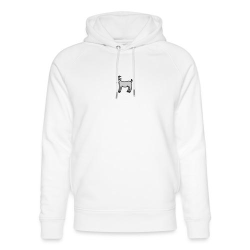 Ged T-shirt herre - Stanley & Stella unisex hoodie af økologisk bomuld