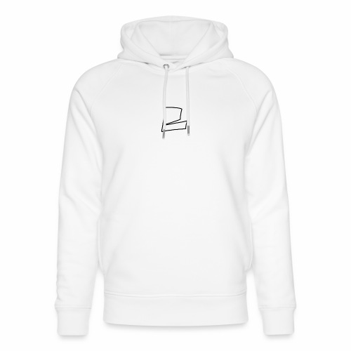 the original B - Unisex Organic Hoodie by Stanley & Stella