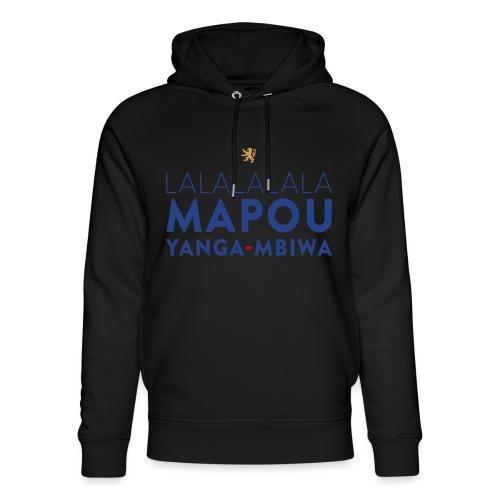 Mapou YANGA-MBIWA - Sweat à capuche bio Stanley & Stella unisexe