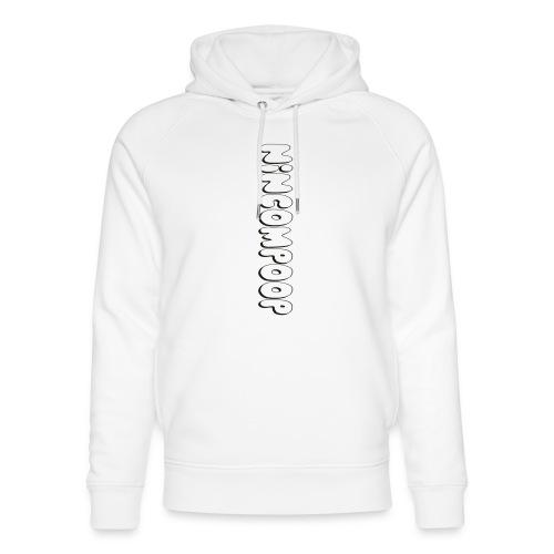 Nincompoop - Unisex Organic Hoodie by Stanley & Stella