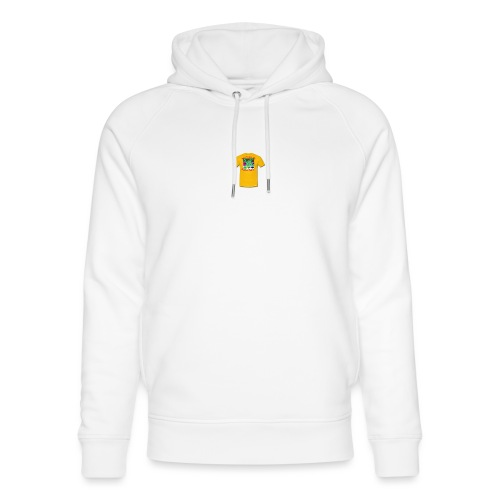 Castle design - Stanley & Stella unisex hoodie af økologisk bomuld