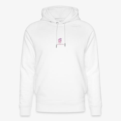 Elemental Pink - Unisex Organic Hoodie by Stanley & Stella