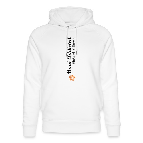 MAddLogoVert ai - Unisex Organic Hoodie by Stanley & Stella