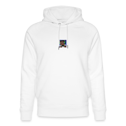 This is the official ItsLarssonOMG merchandise. - Unisex Organic Hoodie by Stanley & Stella