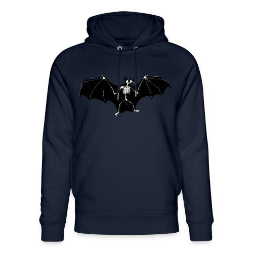 Bat skeleton #1 - Unisex Organic Hoodie by Stanley & Stella