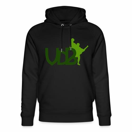 VdB green - Felpa con cappuccio ecologica unisex di Stanley & Stella