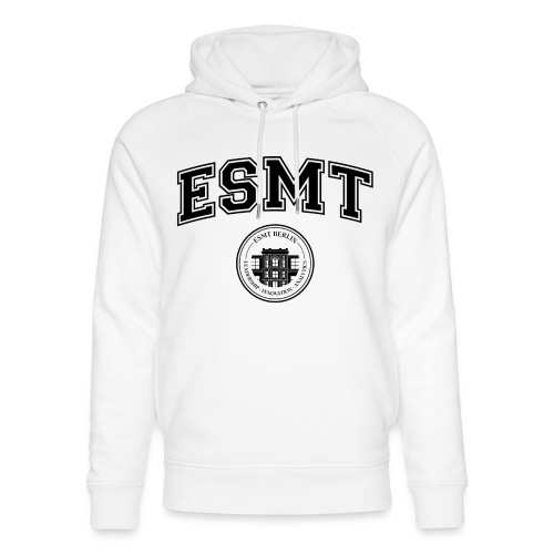 ESMT Berlin - Unisex Organic Hoodie by Stanley & Stella