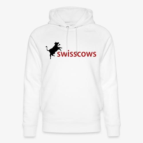 Swisscows - Unisex Bio-Hoodie von Stanley & Stella