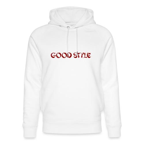 Zak Streetwear - Hoodies - Good Style - Sweat à capuche bio Stanley & Stella unisexe