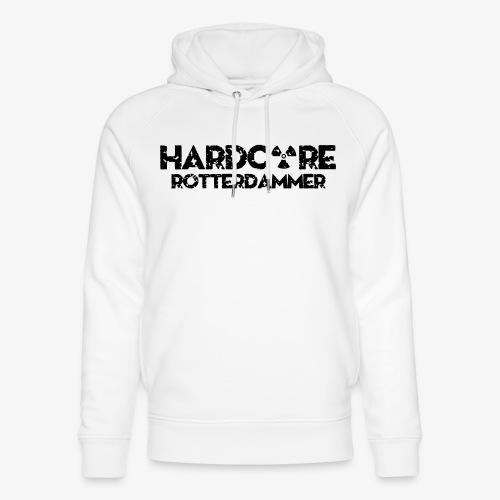 Hardcore Rotterdammer - Uniseks bio-hoodie van Stanley & Stella
