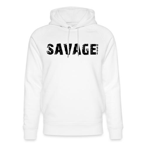 SAVAGE - Sudadera con capucha ecológica unisex de Stanley & Stella