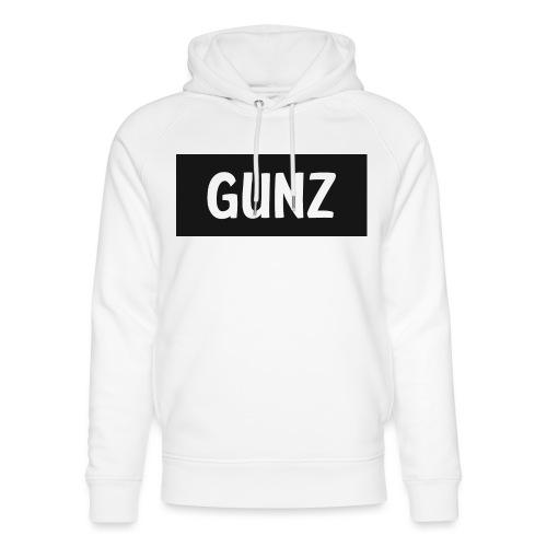 Gunz - Stanley & Stella unisex hoodie af økologisk bomuld