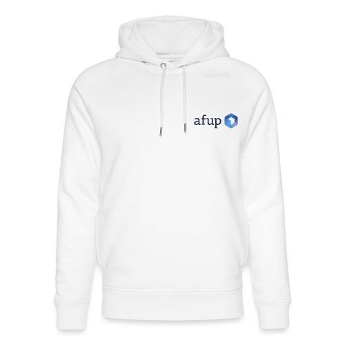 Le logo officiel de l'AFUP - Sweat à capuche bio Stanley & Stella unisexe