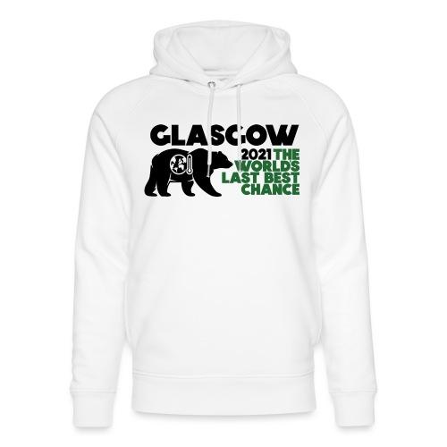 Last Best Chance - Glasgow 2021 - Unisex Organic Hoodie by Stanley & Stella
