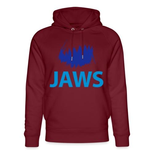 Jaws Dangerous T-Shirt - Unisex Organic Hoodie by Stanley & Stella