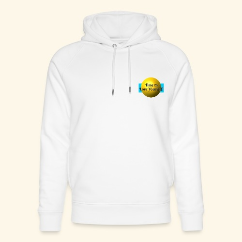 Time to Love Yourself - Unisex Bio-Hoodie von Stanley & Stella
