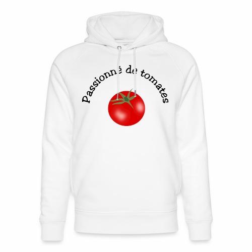 Tomate rouge - Unisex Organic Hoodie by Stanley & Stella