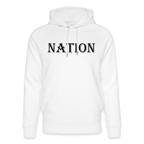 Nation Wear - Uniseks bio-hoodie van Stanley & Stella