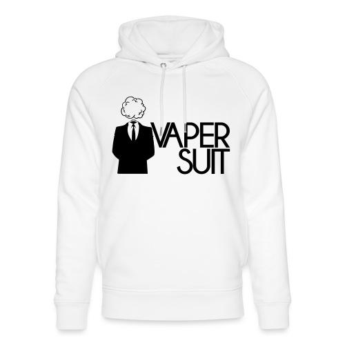 VAPER SUIT - Ekologiczna bluza z kapturem typu unisex Stanley & Stella