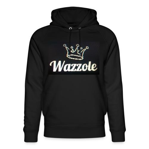 Wazzole crown range - Unisex Organic Hoodie by Stanley & Stella