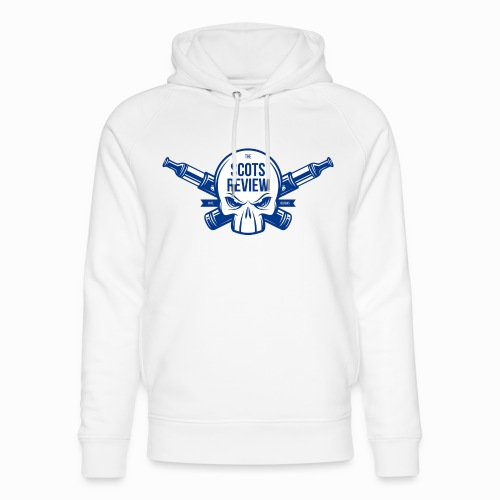 The Scots Review Classic Logo - Unisex Organic Hoodie by Stanley & Stella