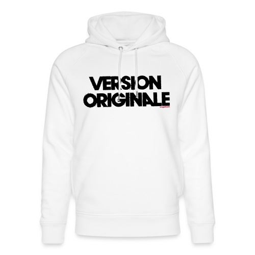 Version Original - Sweat à capuche bio Stanley & Stella unisexe