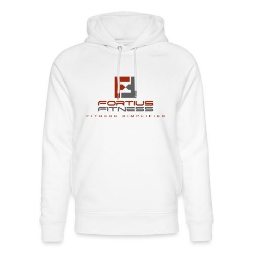 Fortius Fitness - Stanley & Stella unisex hoodie af økologisk bomuld