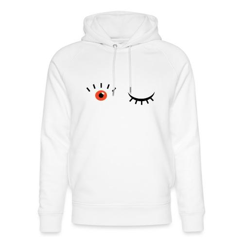 Eye see you - Stanley & Stella unisex hoodie af økologisk bomuld