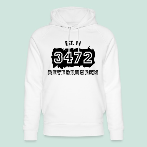 Established 3472 Beverungen - Unisex Bio-Hoodie von Stanley & Stella