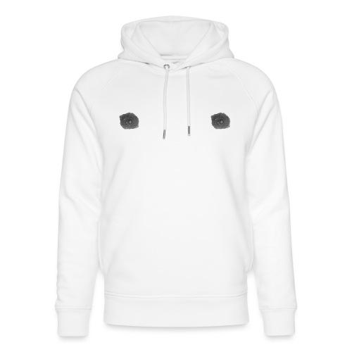 NIPPLES Merchandise - Unisex Organic Hoodie by Stanley & Stella