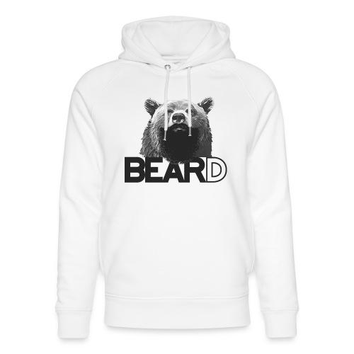 Bear and beard - Unisex Organic Hoodie by Stanley & Stella
