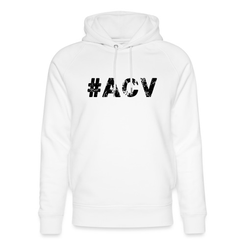 #ACV Logo - Unisex Bio-Hoodie von Stanley & Stella