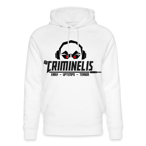 criminelis - Uniseks bio-hoodie van Stanley & Stella