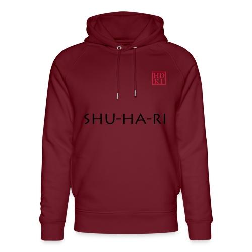 Shu-ha-ri HDKI - Unisex Organic Hoodie by Stanley & Stella
