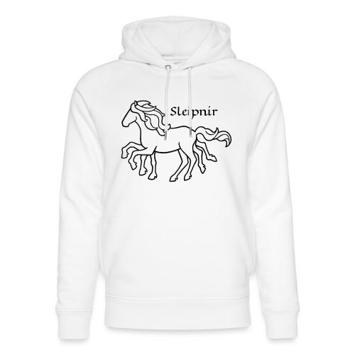 Sleipnir, schwarz - Unisex Bio-Hoodie von Stanley & Stella