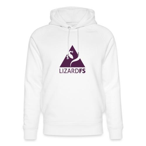 logo lizardFS - Unisex Organic Hoodie by Stanley & Stella