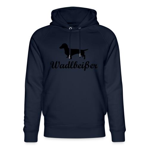 wadlbeisser_dackel - Unisex Bio-Hoodie von Stanley & Stella