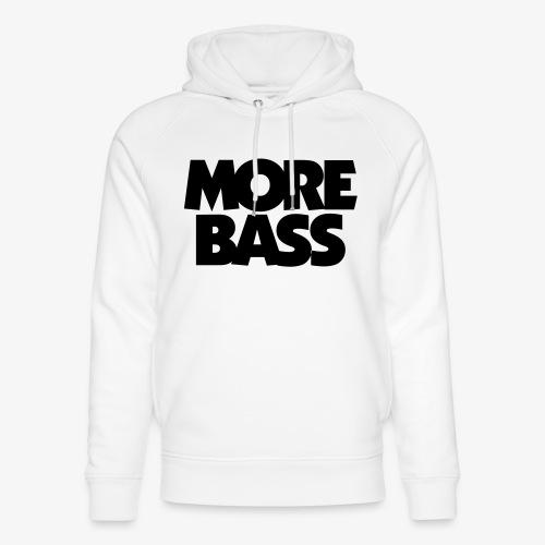 More Bass Bassist Bassisten - Unisex Bio-Hoodie von Stanley & Stella