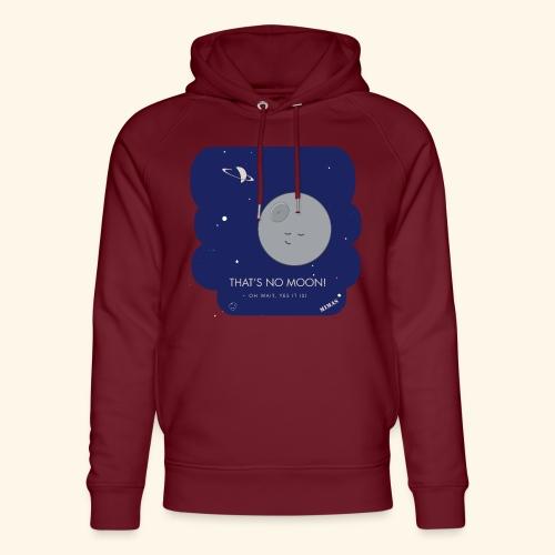 Mimas - Thats no moon - Ekologisk luvtröja unisex från Stanley & Stella